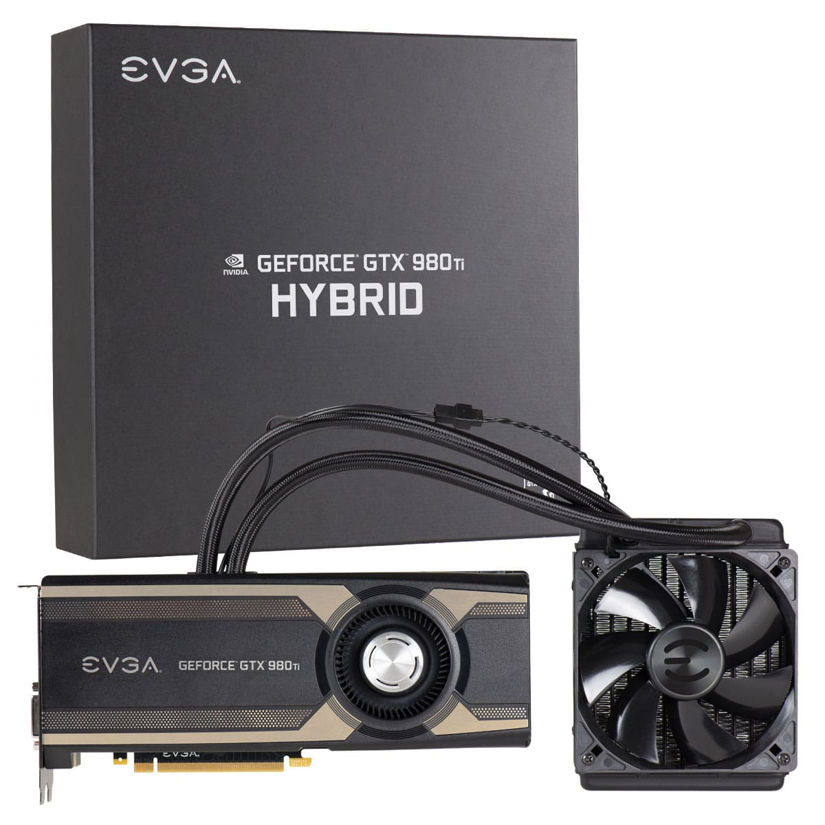 EVGA GeForce GTX 980Ti Hybrid