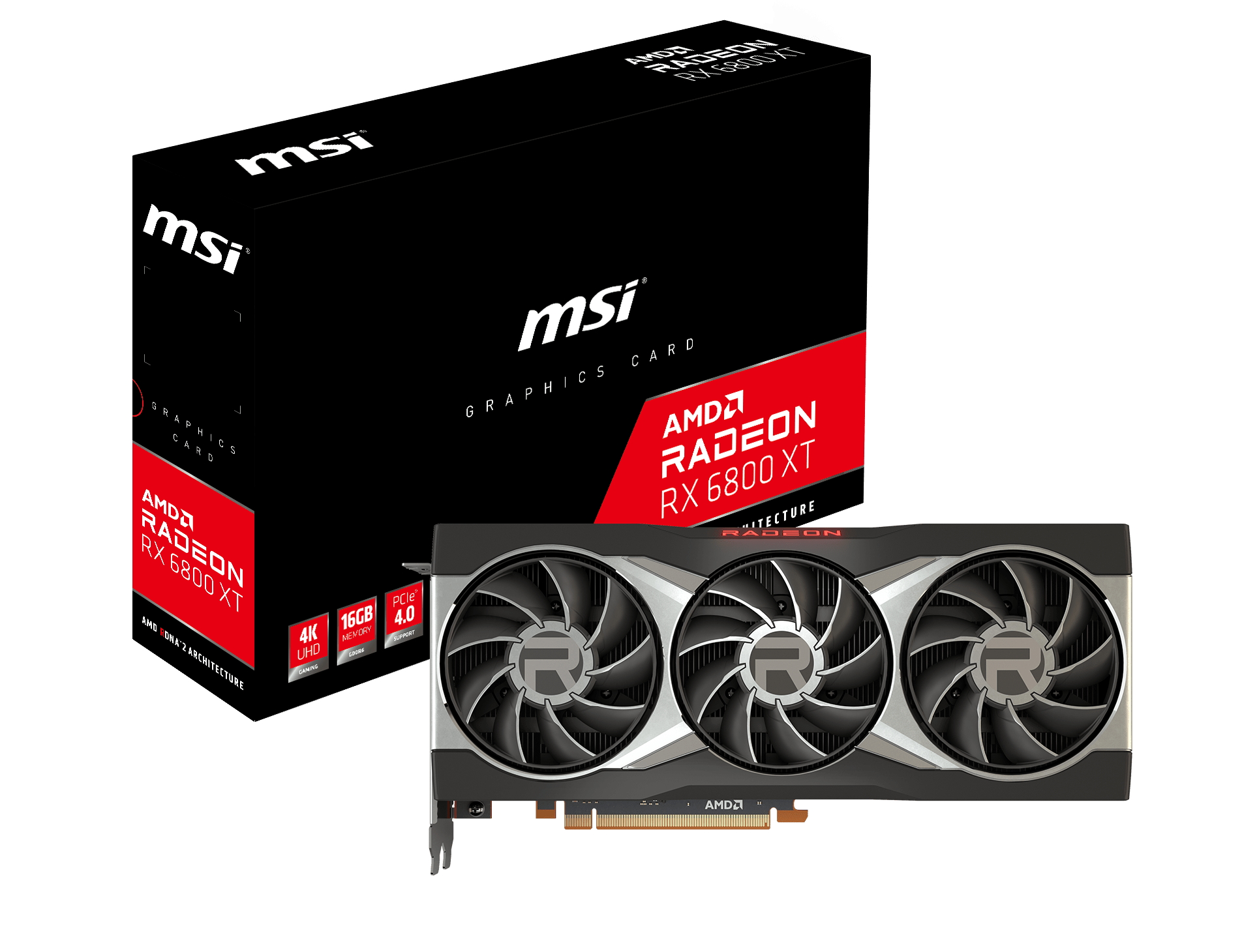 MSI RX6800XT