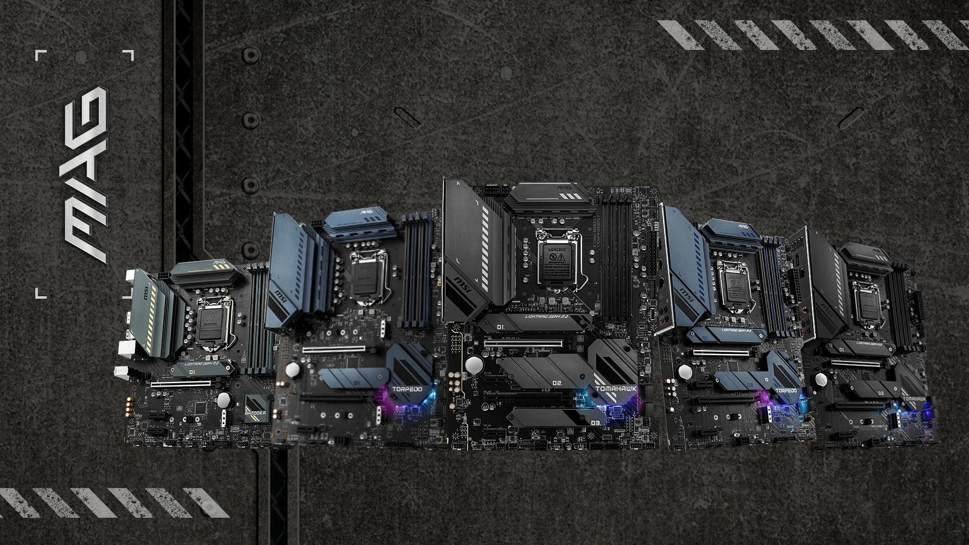 MSI Mainboard Intel 500